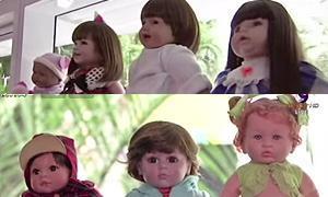 ตุ๊กตาลูกเทพ ของขลังขั้นเทพเทรนด์ใหม่มาแรง!