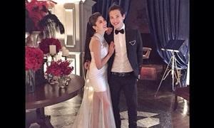 มาร์กี้ ป๊อก ซ้อมใส่ชุดแต่งงานหรือยังไง?