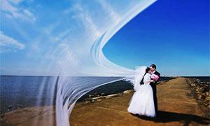 24 ภาพแต่งงานสุดโรแมนติกที่เห็นแล้วต้องอยากมีความรัก