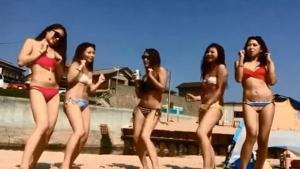รวมสาวเซ็กซี่เต้น mi mi mi แจ่มเว่อร์บอกเลย