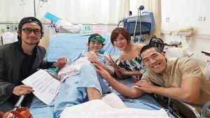 วู้ดดี้เกิดมาคุย 1 พฤษภาคม 2559 - ก็อต ทีทัช โรคกระดูกละลาย