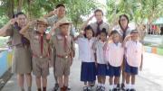 โรงเรียนที่ขอนแก่น เปิดเทอใหม่ มีเด็กนักเรียนเป็นฝาแฝดถึง 3 คู่