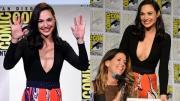 ปล่อยพลังขั้นสุด กัล กาด็อต Wonder Woman กับชุดแหวกอกลึกสุดแจ่ม