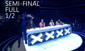 Thailand's Got Talent 6 รอบ Semi-Final (Part 1/2) 28 ส.ค. 59 - week 5