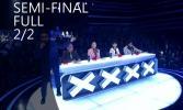 Thailand's Got Talent 6 รอบ Semi-Final (Part 2/2) 28 ส.ค. 59 - week 5