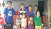 สลด วอนช่วยเด็กกำพร้า 5 คน พ่อแม่ตาย พี่ชายกินยาดับ