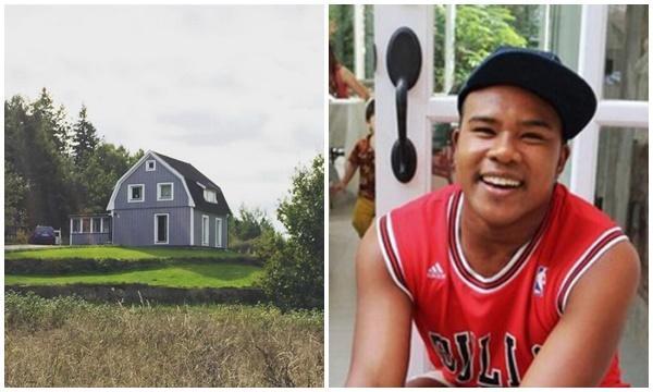 บ้านรัศมีแขที่สวีเดน สวยงามยังกับบ้านในนิทาน