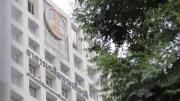 หลังชั้น 16 โรงพยาบาลศิริราช (ไฟปิดลง)
