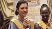 ฝ้าย สุภาพร ตอบคำถามเป็นภาษาอังกฤษ ในกองประกวด Miss Grand International 2016