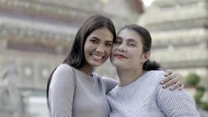 เพจ Miss Universe แชร์วิดีโอเรื่องราววัยเด็กของ น้ำตาล ชลิตา