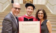 """""""มาร์ค ซัคเคอร์เบิร์ก"""" ซิวปริญญาใบแรกในชีวิต...จาก มหาวิทยาลัยฮาร์วาร์ด"""