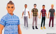 'ตุ๊กตาเคน' เพิ่มเวอร์ชั่นใหม่หลายสีผิว เน้นความหลากหลายด้านเชื้อชาติ
