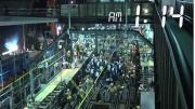 คลิปสุดทึ่ง! วิศวกรญี่ปุ่น ขนย้ายรางรถไฟลงใต้ดิน ภายใน 3 ชั่วโมงครึ่ง