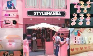 เปิดตัวแล้ว Stylenanda Pink Hotel Bangkok น่ารักสดใส