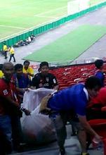 แจ่มเลย แฟนบอลไทยทำแบบนี้!