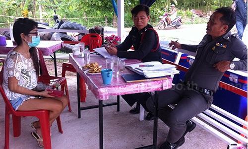 พี่เลี้ยงพม่าลักเด็ก 1 ขวบ หนีขึ้นรถต่อหน้าแม่